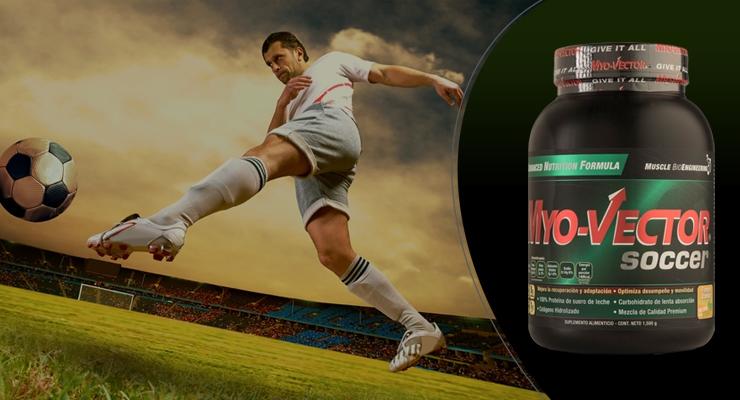 Proteína Soccer